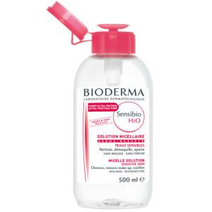 SENSIBIO-H20- Bioderma-500ml-edicion-limitada-tapon-pump