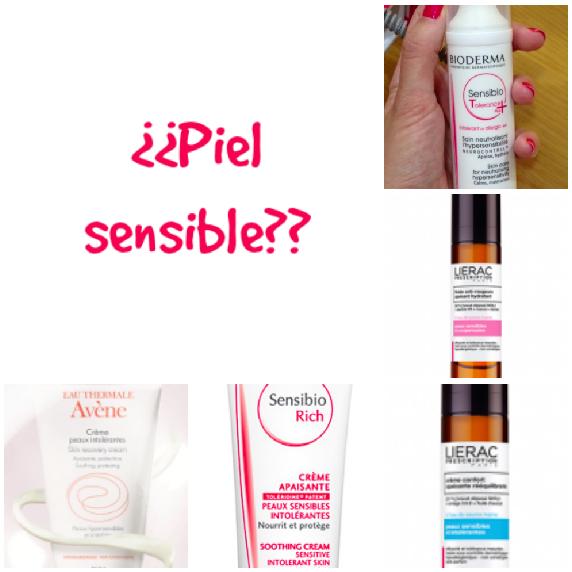 top 5 piel sensible