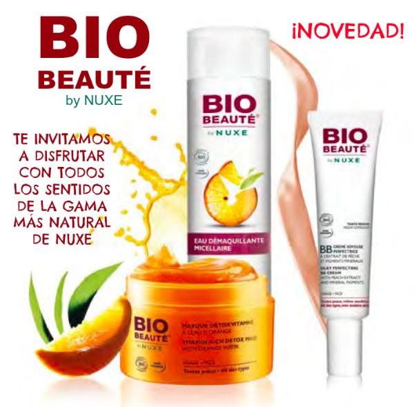 Portada BIO-BEAUTÉ by NUXE