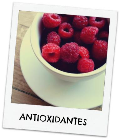 antioxidantes y piel
